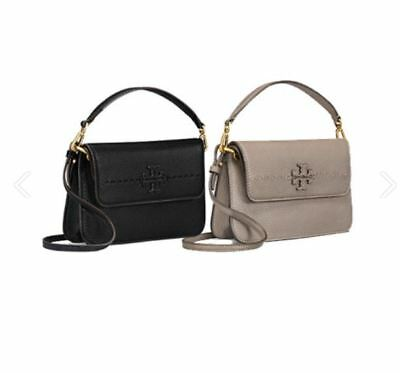 3fb8f009c2fb TORY BURCH MCGRAW Mini Cross Body 49310 Women s Bag Tracking Number+Gift -   210.90