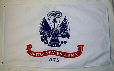 United States Army Retired Flag 3/' X 5/' Indoor Outdoor Licensed Banner