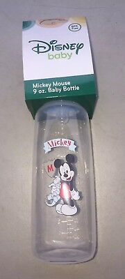 Disney Mickey Mouse 1-Pack Baby Bottle (9 oz.) BPA Free