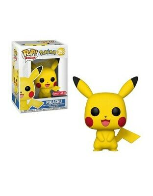 Funko Pop Pokemon Pikachu Exclusive Only At