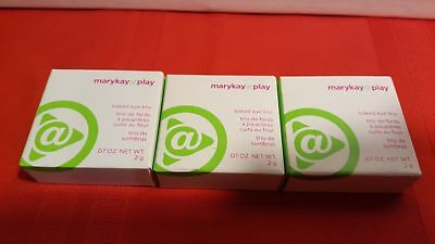 Mary Kay At Play Baked Eye Trio .07 OZ Choose Your Color