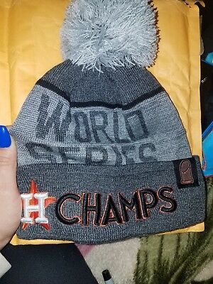 Houston Astros World Series Champions Beanie New Era NWT NEW MLB 10a85fa015f4