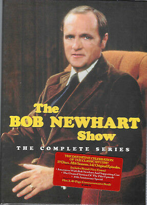 The Bob Newhart Show:The Complete Series(19 Disc, DVD Box Set) Brand New