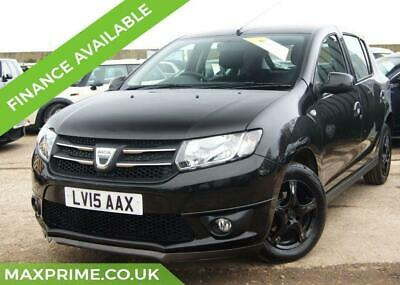 Dacia Sandero 1.5 Laureate Dci One Lady Owner From New + Just Serviced