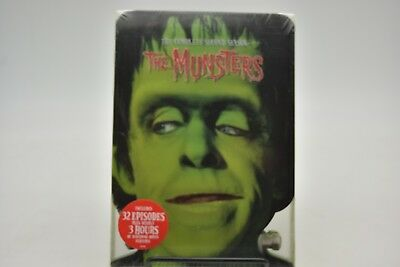 The Munsters The Complete Second Season DVD