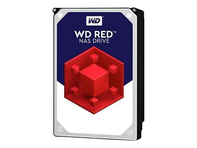 "WD Red WD100EFAX - Hard Drive - 10TB internal 3.5"" SATA"