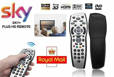 BRAND NEW GENUINE HD BOX REMOTE CONTROL REV 9f REPLACEMENT UK