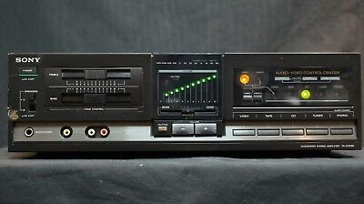 Sony TA-AX530 Integrated amplifier