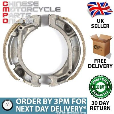 Brake Shoes VB126 H304 110x25mm for Easy Rider, Honda, Kinroad, Lifan BRKSH004