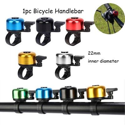 Metal Ring Horn Sound Alarm Safety Bike Bell Cycling Bicycle Handlebar