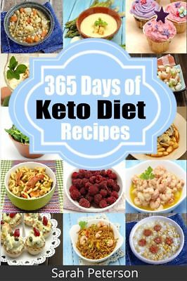 365 Days of Keto Diet Recipes : Low-Carb Recipes for Rapid Weight Loss PDF