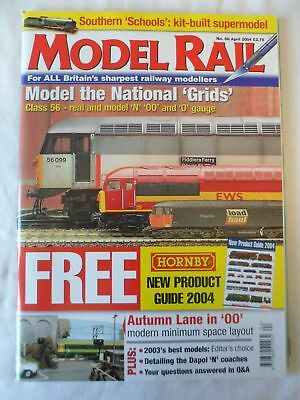 Model Rail - April 2004 - Class 56