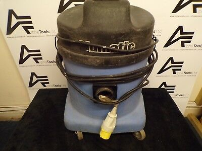 Numatic Industrial Hoover, 110V Lead.
