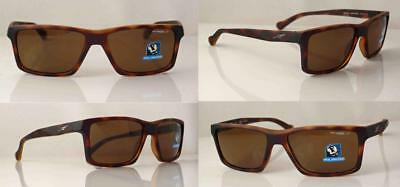 bd571d1a3c Arnette Polarized Biscuit Sunglasses An4208-02 Fuzzy Brown Havana Frame New