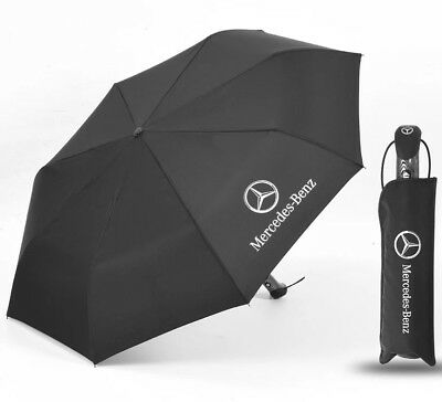 MB Mercedes Benz UMBRELLA / PARAGUAS. Great quality. New . Nuevo