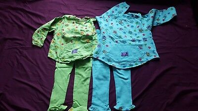 Girls Tracksuit 2pcs Age 5/6 Years trousers top