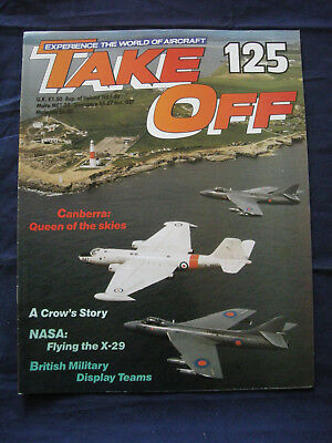 Take Off - Experience the world of Aircraft - Issue 125