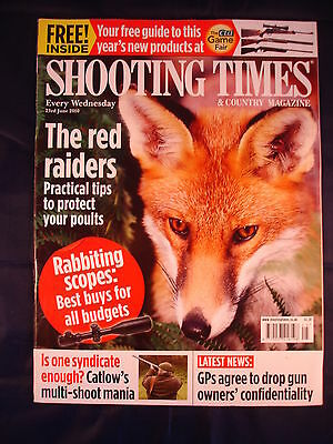 Shooting Times - 23rd June 2010 - Protect your poults