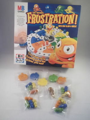 Frustration slam o matic spare game pieces parts - choose your piece part