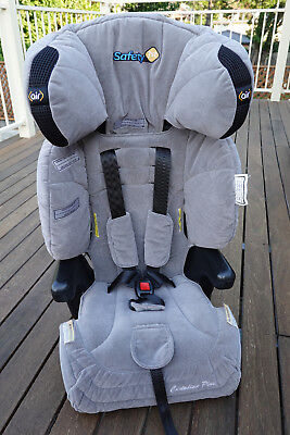 Safety 1st Custodian Plus Convertible Booster Car Seat - In Very Good Condition