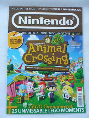 Official Nintendo Magazine - May 2013 – Animal crossing
