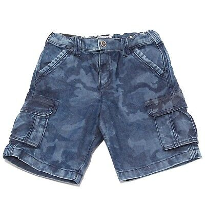 0302T bermuda jeans bimbo ARMANI JUNIOR trouser short kid