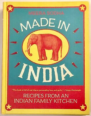 MADE IN INDIA : Recipes from an Indian Family Kitchen by Meera Sodha | Like New