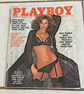 Playboy - May, 1978 Back Issue