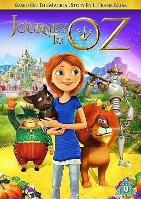 Journey to OZ - DVD **NEW SEALED** FREE 1st Class POST**