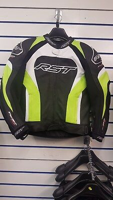 RST TRACTECH EVO 2 Leather Jacket UK42