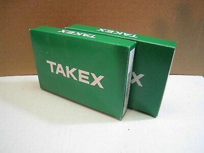Lot of 2 Takex Photoelectric Sensors F9253-2 **New In Box**