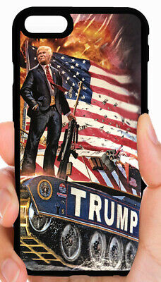 Donald Trump Make America Great Phone Case Cover For Iphone X 8 7 6S 6 Plus 5C 4