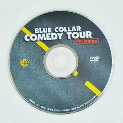 Blue Collar Comedy Tour: The Movie (DVD, 2003) Jeff Foxworthy DISC ONLY