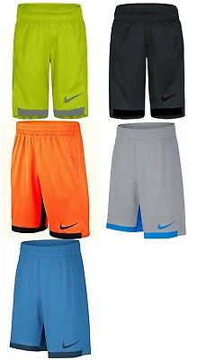 New Nike Little Boys Trophy Dri-fit Shorts Choose Size and Color
