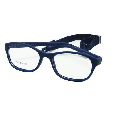 71d634e4ed1 CHILDREN GLASSES FRAME Size 41 No Screw One-Piece   Strap Optical ...