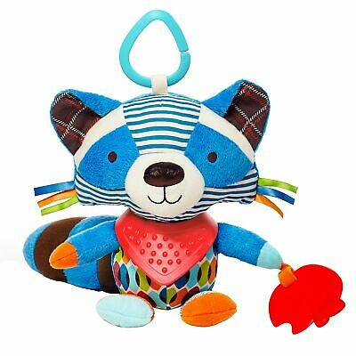 Skip Hop Baby / Kids / Childs Bandana Buddies Activity Toy Raccoon 306209