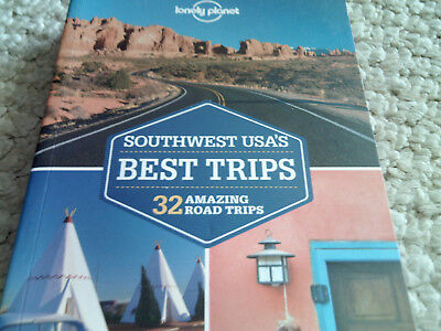 Travel Guide Lonely Planet Southwest Usa By Christopher Pitts