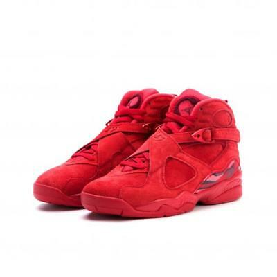 new style 7b079 56f95 Nike Air Jordan VIII 8 Retro Valentine s Day WMNS V-Day Gym Red Ember AQ2449