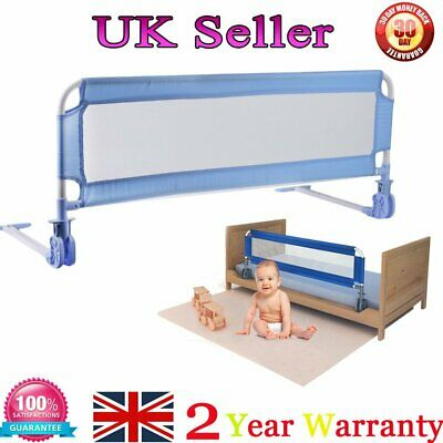 Baby Child Toddler Bed Rail Guard Protection Bedrail For Home UK