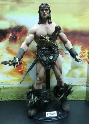 Conan The Barbarian, Arnold Schwarzenegger, 1/6 Scale Action Figure