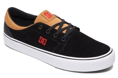 Dc Shoes Trase Sd Black/red/black