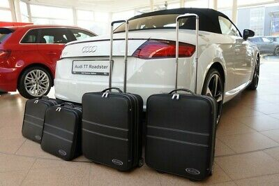Audi TT Roadster Bags Luggage Baggage Set - models FROM 2014