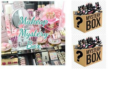 Makeup Mysteries Box Lot High End Brands $160 Value Full Sizes Brand New