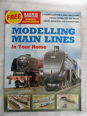 Model Railway supplement - Modelling main lines