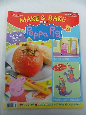 Bake with Peppa Pig - Partwork 23 - Scrummy baked apple