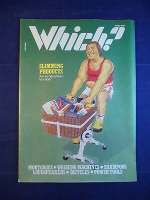 Vintage - Which? magazine - April 1983