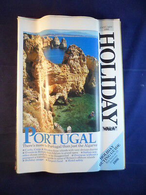 Vintage - Which? Holiday magazine - January 1986