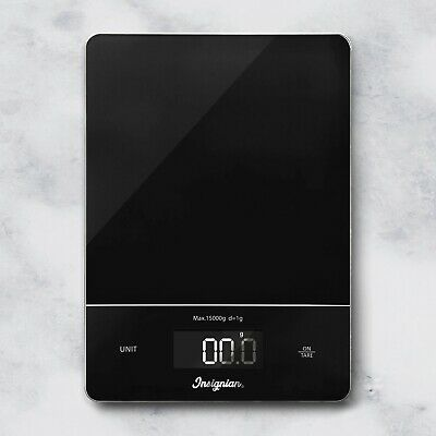 15kg Kitchen Food Scale Digital LCD Electronic Balance Weight Postal Scales AU