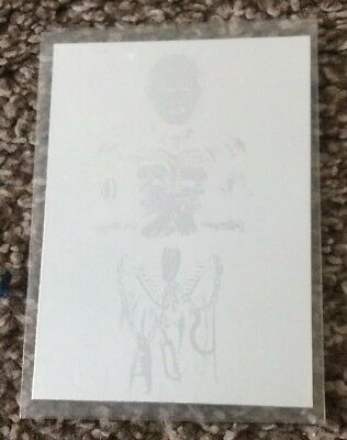Hellraiser A Silver Hologram Card Eclipse Enterprises 1992