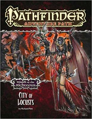 [PDF] Pathfinder Adventure Path Wrath of the Righteous Part 6 - City of Locusts